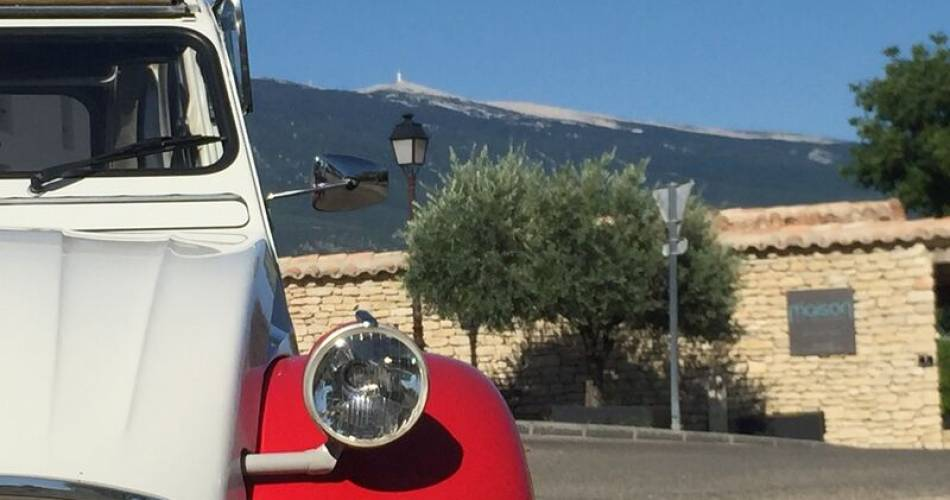 2cv en Provence Location@Florence