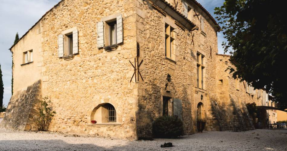 Château Grand Callamand@Coll. Grand Callamand