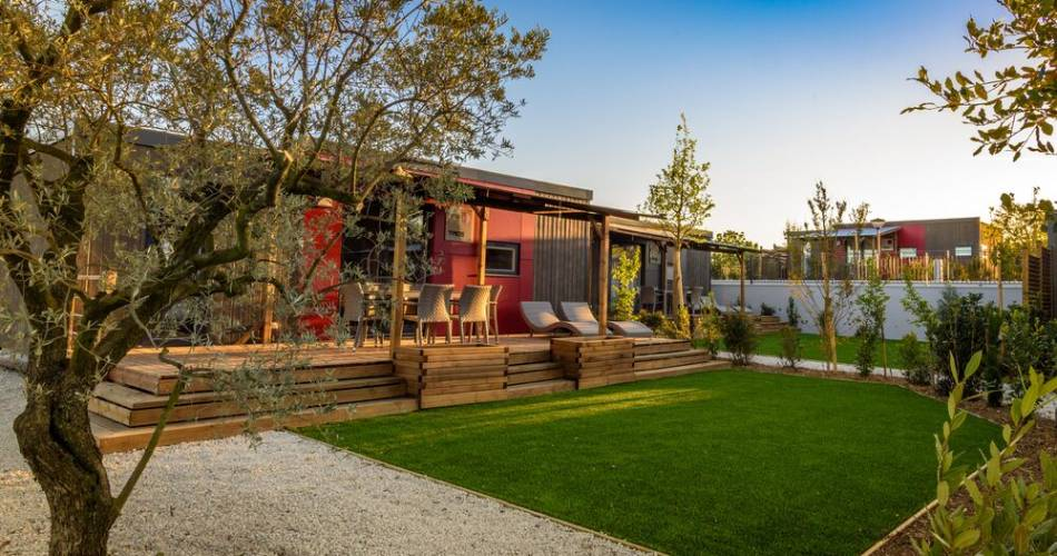 Les Fontaines Campsite@Camping Les Fontaines