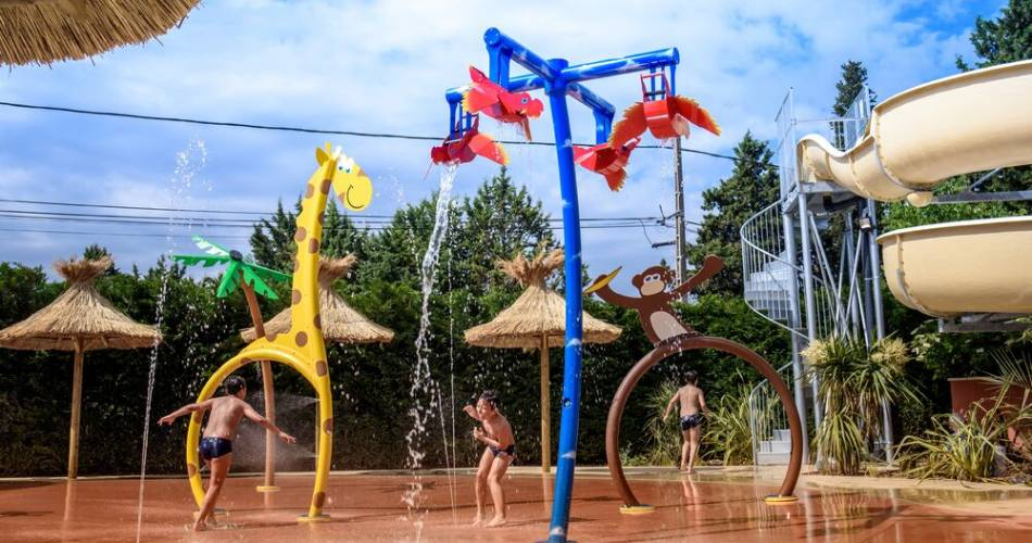 Camping les Fontaines@Camping Les Fontaines