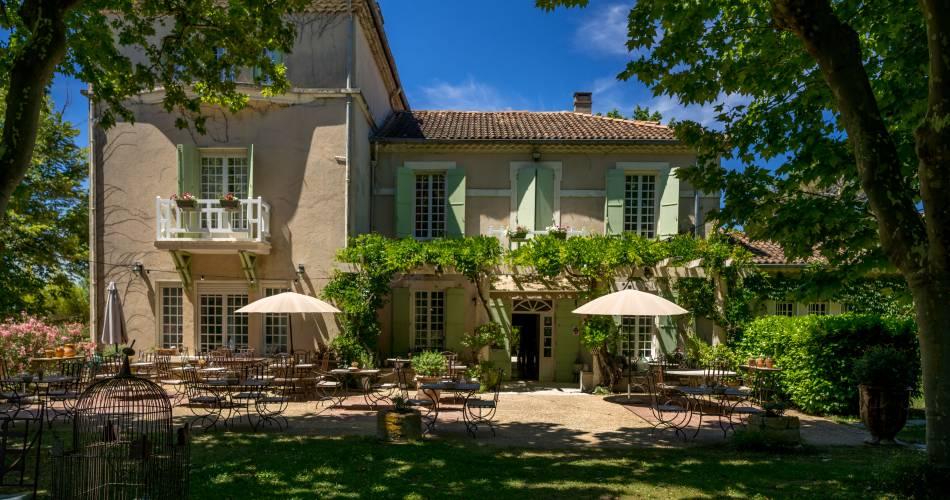 Hôtel l'Hermitage@Marie et Philippe DELAHOUSSE