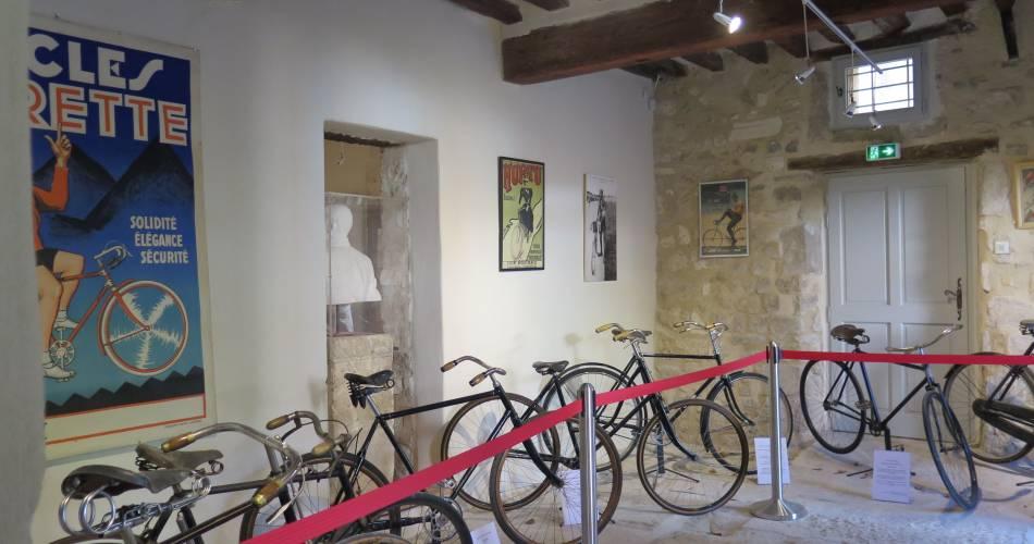 Musée Comtadin du Cycle@Droits gérés C.Salard