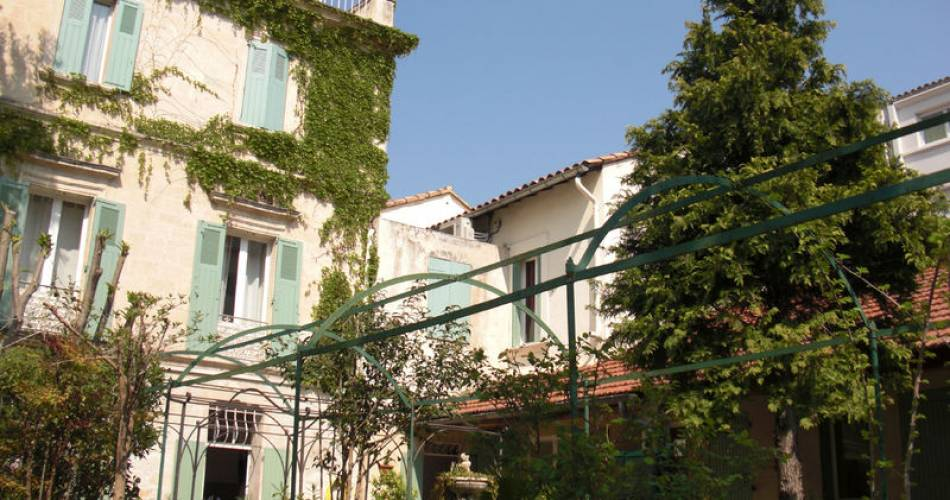 Au Saint Roch - Hotel and Garden@©erickbordier