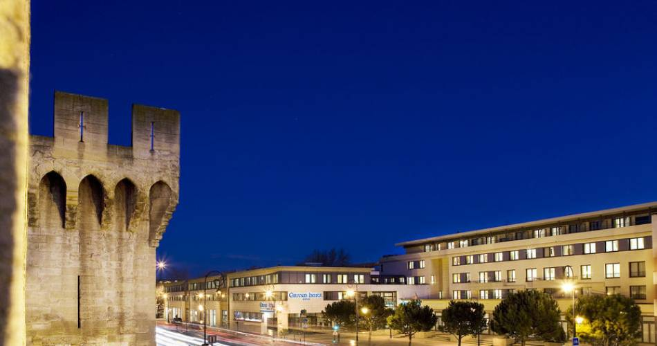 Avignon Grand Hôtel@Mr Bielsa