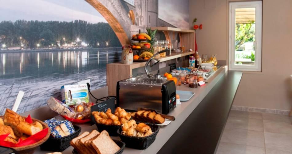 Brit Hotel Avignon Sud - Avignon Sud@Mr Froc
