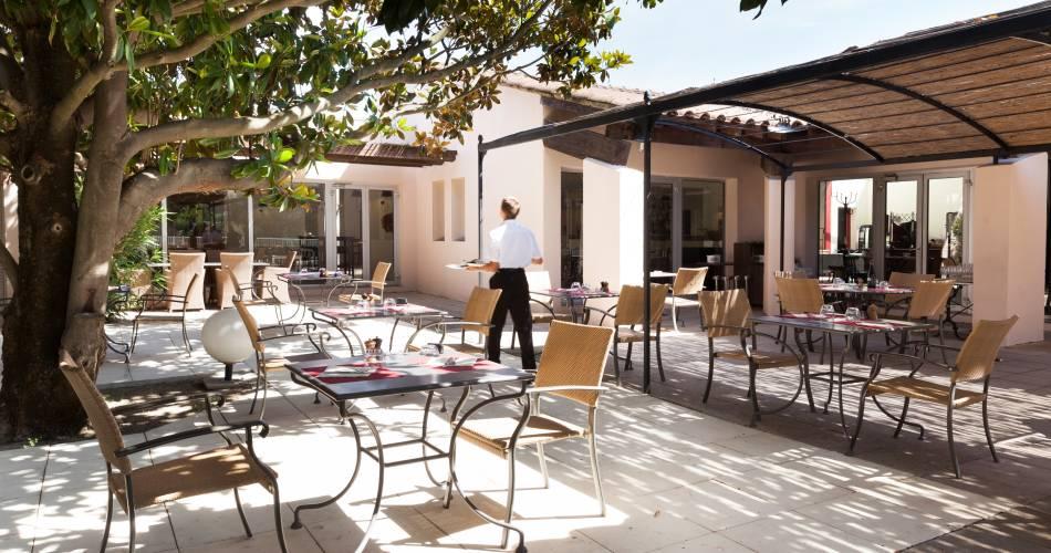Hôtel Restaurant Best Western Paradou@Best Western Paradou