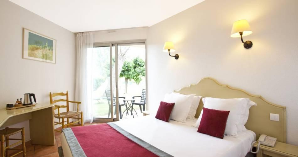 Hôtel Restaurant Best Western Paradou@yannbouvier