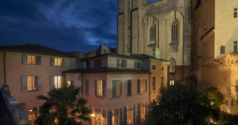 Hôtel Restaurant La Mirande@©colombreprod