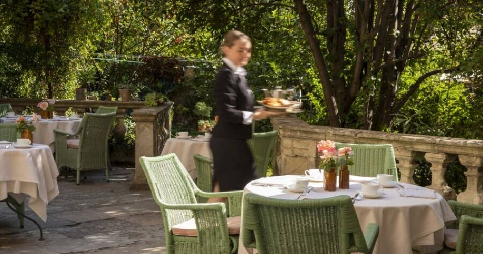 Hôtel Restaurant La Mirande@©lamirande