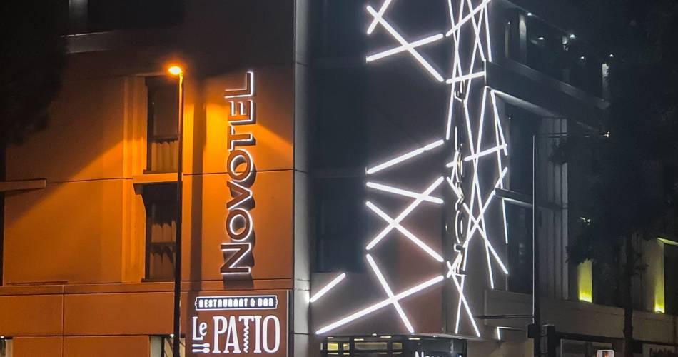 Hôtel Restaurant Novotel Avignon Centre@Droits gérés © Abaca Corporate/Cyril Chauvin