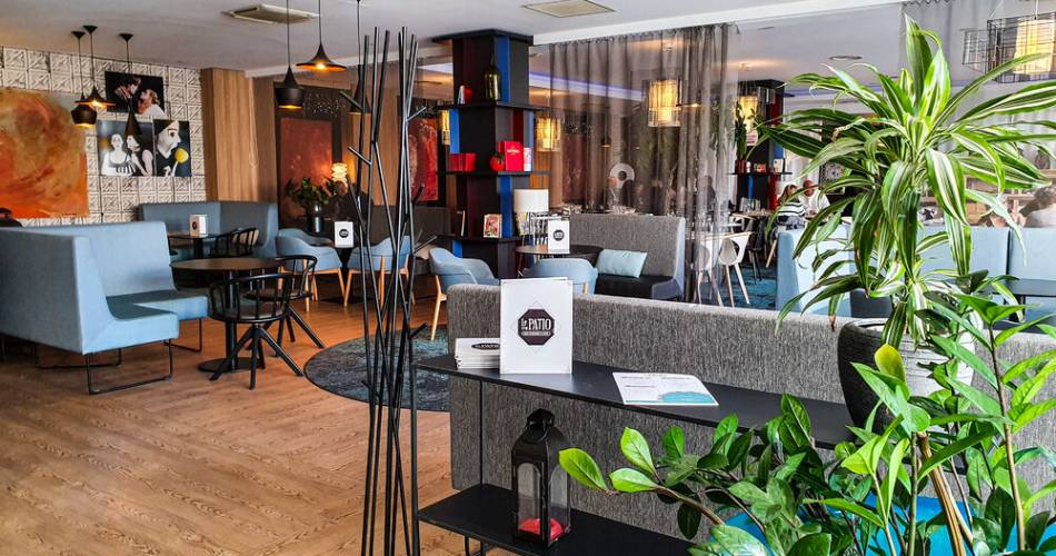 Hôtel Restaurant Novotel Avignon Centre@Phototèque Accor Hôtels