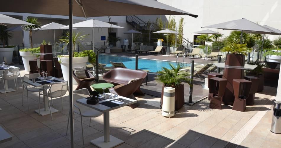 Hôtel Restaurant Novotel Avignon Centre@©anaisgilles