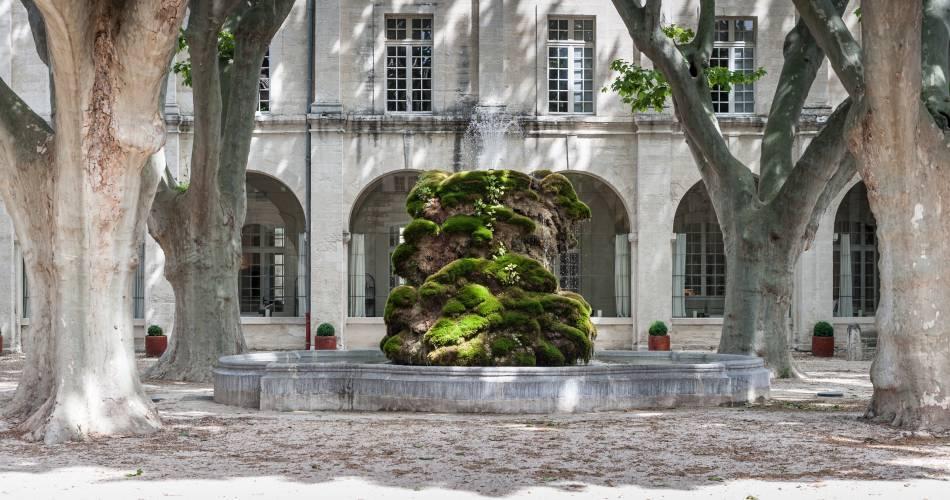 Hôtel Restaurant Cloître Saint Louis@©guillaumeclauzon