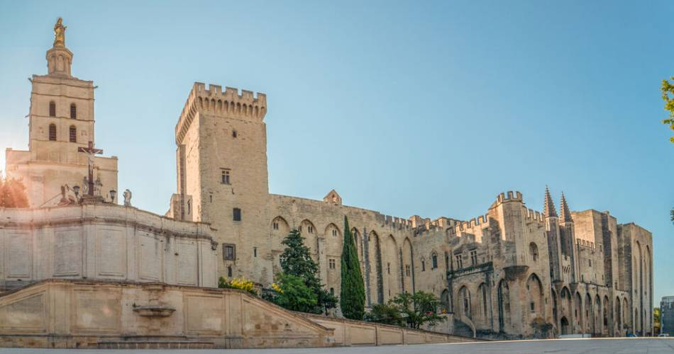 Palace of the Popes@©Clémence Rodde - Avignon Tourisme