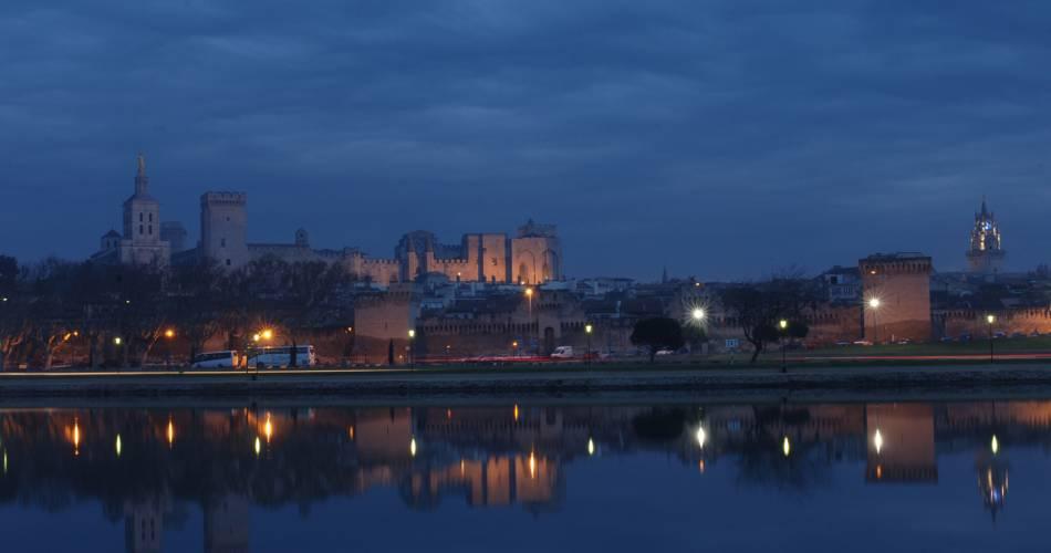 Palace of the Popes@Droits gérés JP Campomar - Ville d'Avignon - Palais des Papes; Avignon