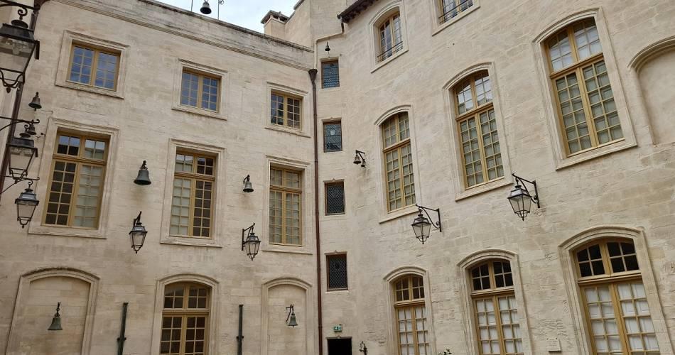 Palais du Roure, centre de culture provençale@Coll. VPA / A. Hocquel