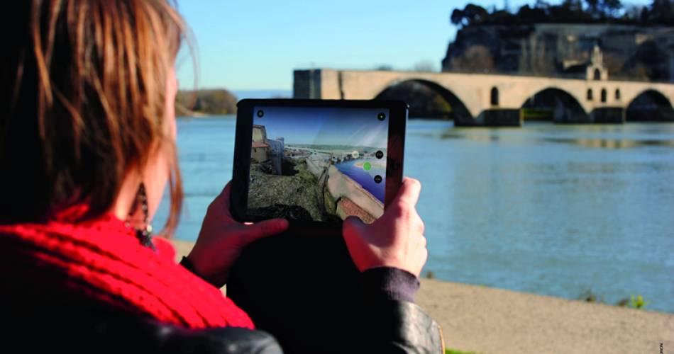 Pont d'Avignon (Saint-Bénezet)@Droits gérés Grand Avignon