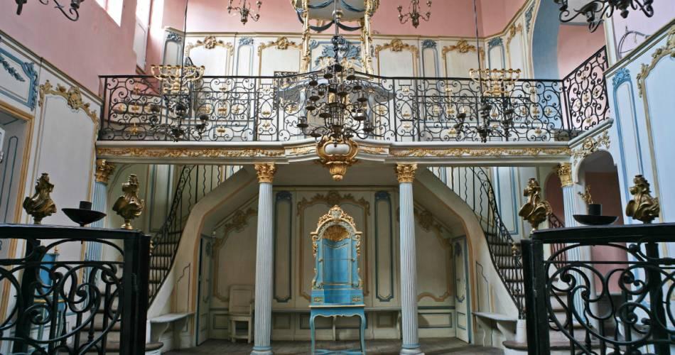 Itinéraire touristique - La route du Patrimoine Juif@Droits libres OT Cavaillon - juif, synagogue, cavaillon