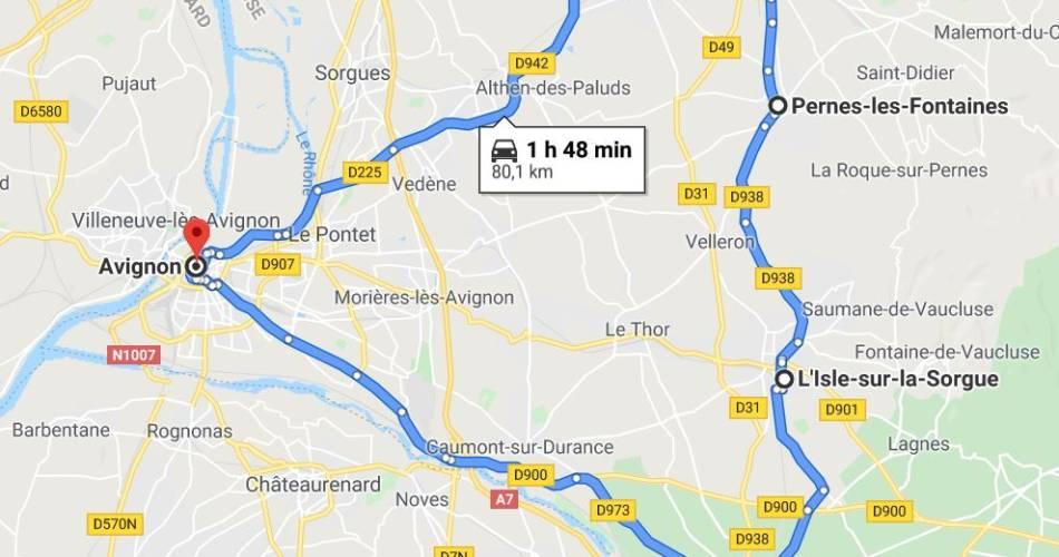 Itinéraire touristique - La route du Patrimoine Juif@VPA
