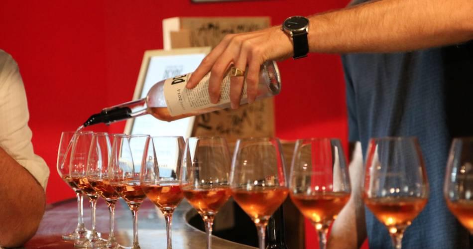 Avignon Wine Tour@Droits gérés V. Gillet / Coll. ADT