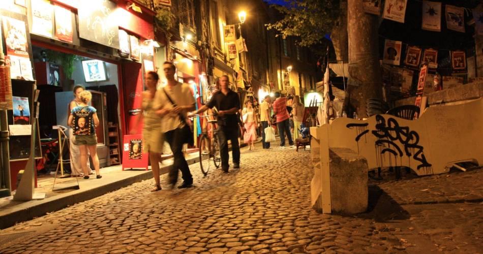 Office de Tourisme d'Avignon@Droits gérés A. Hocquel / Collect. ADT