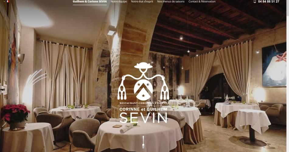 Restaurant Sevin@Christian Etienne