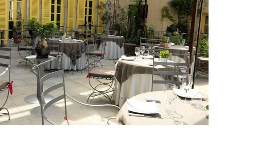 Restaurant Sevin@Coll. Christian Etienne
