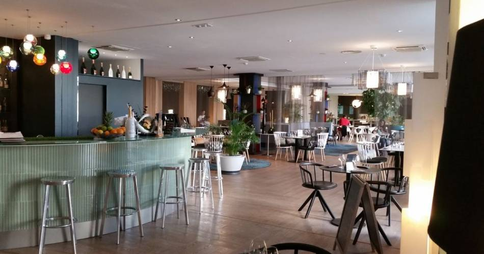 Restaurant Le Patio / Bar à vin - Novotel Avignon Centre@Novotel Avgnon Centre