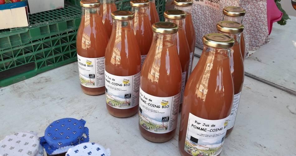 Avondmarkt voor de producenten in Avignon@©DR