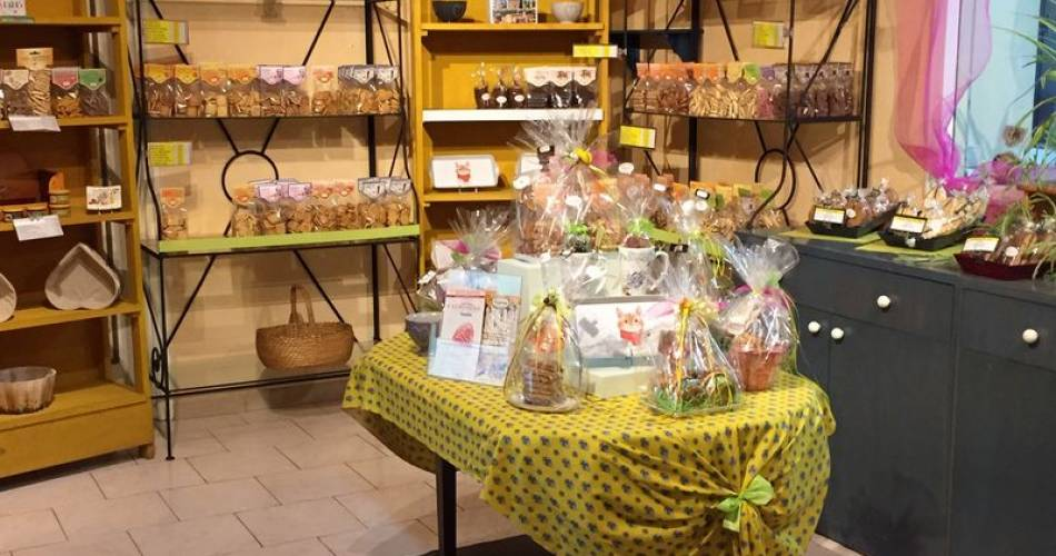 Biscuiterie - Chocolaterie Aujoras@Biscuiterie Aujoras