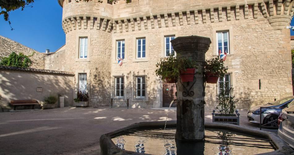 Sentier pédestre - Le Tour de Piégros@HOCQUEL Alain - Vaucluse Provence
