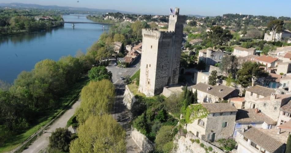 Tour Philippe-le-Bel@OT Villeneuve les Avignon