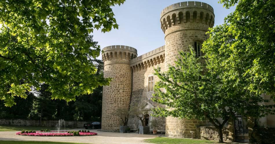Hôtel Restaurant Château de Massillan@Droits gérés Francis Vauban/Marie-France Nelaton