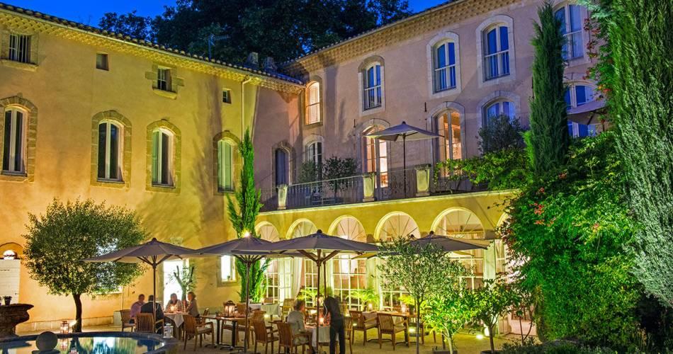 Restaurant Château de Massillan@Francis Vauban/Marie-France Nelaton