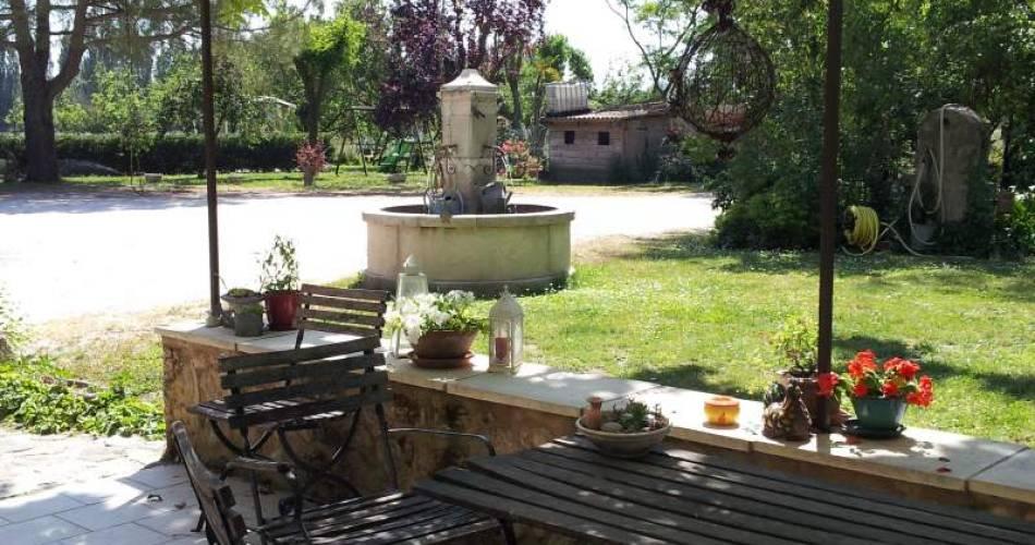 La Ferme Terre-Bio-Provence@Evelyne et Richard Arbaud