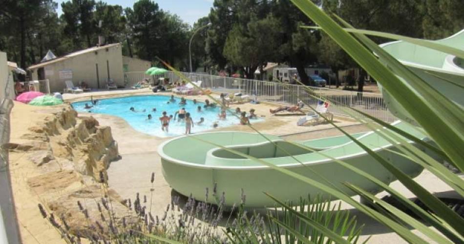 Camping la Pinède en Provence@Christian Dumas
