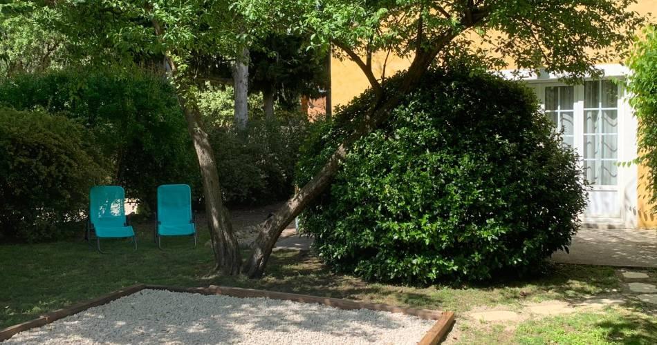 La Bastide Sainte Agnès - Gîte Les Cyprès@DUVERGER