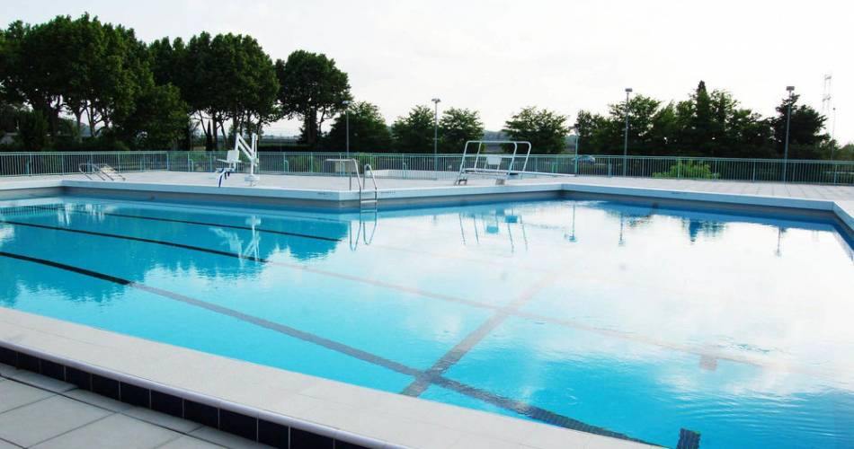 Centre Aquatique de plein-air@LMV Agglomération