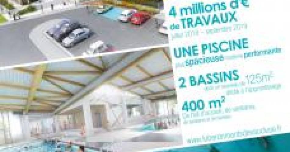 Piscine Couverte Alphonse Roudière@LMV Agglomération