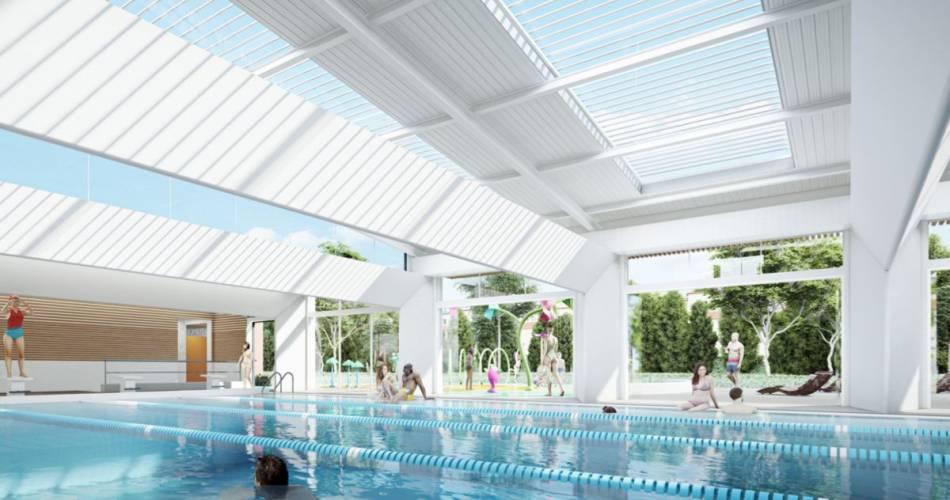 Swimming Pool Jean Clément@Mairie d'Avignon
