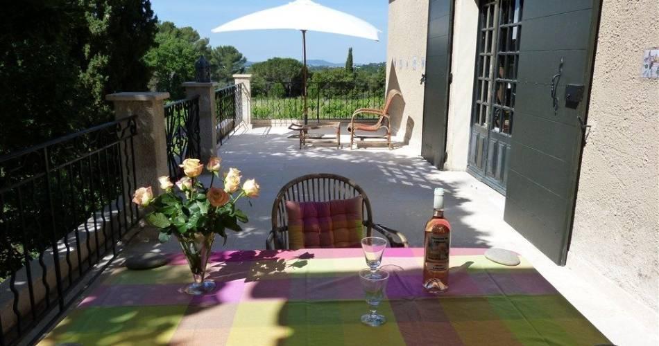 Domaine de Casteuse - Les Vignes@Nathalie Varille