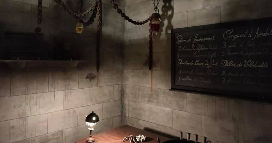 Time Out real Escape Game@C. David