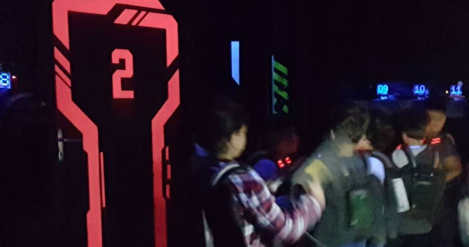 Laser Game Evolution Avignon@ABRY H. / Coll. Vaucluse Provence