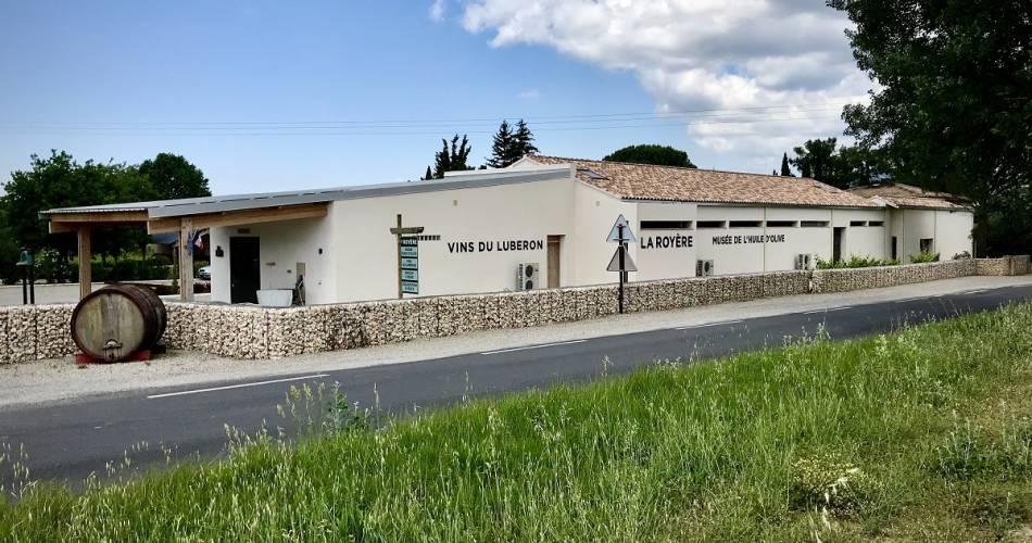La Royère Huile & Vin – Musée de l'Huile d'Olive@©royere