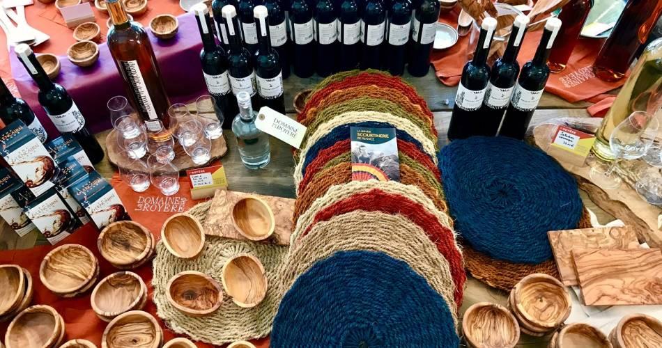 La Royère Huile & Vin – Musée de l'Huile d'Olive@©laroyere