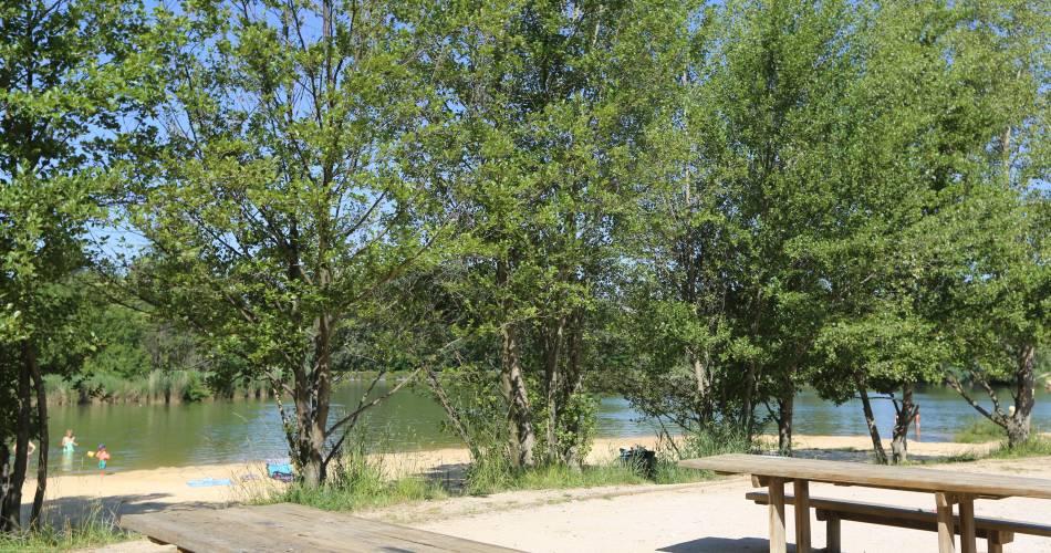 Les Salettes Lake@Centoux Aventure / Hugo Fonquernie