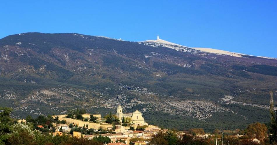 Site d'escalade - Bedoin@HOCQUEL A. / Coll. Vaucluse Provence
