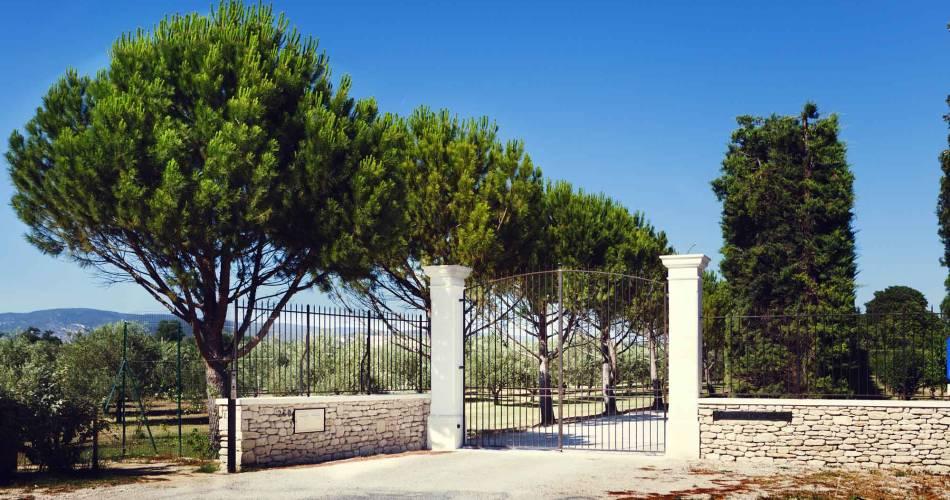 Domaine de Canfier - Le Gîte Bastide@C. Charvet