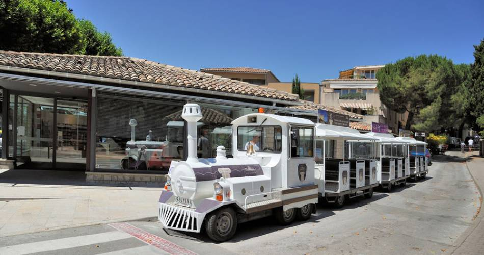 Vaison la Romaine Tourist Train@