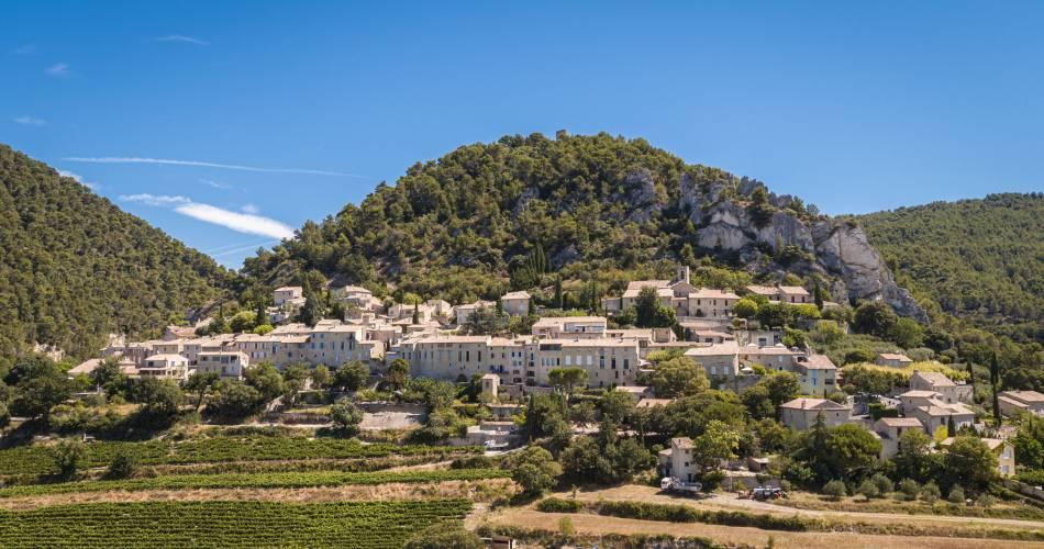Village de Séguret@Inter Rhône